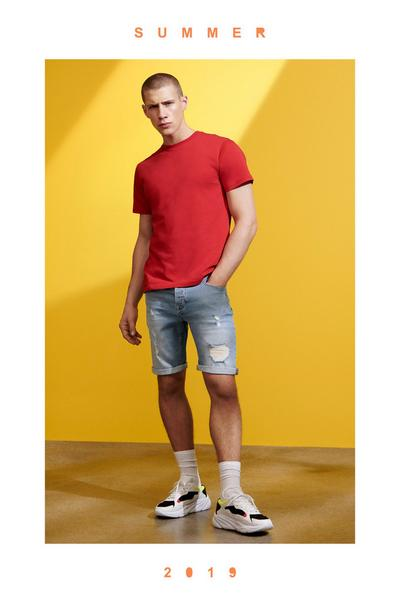 Primark Menswear Summer Freestyling Image