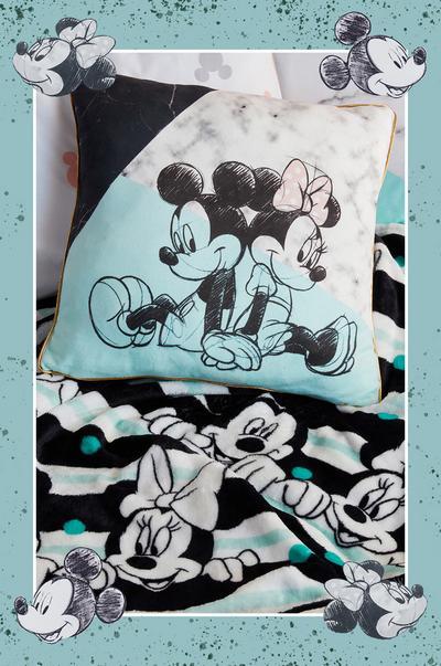 """""""Micky und Minnie Maus"""" Schlafzimmer-Kollektion"""