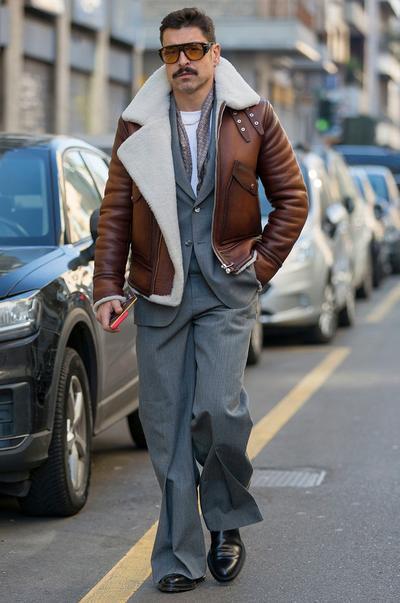 Visual 3 da semana da moda de Milão