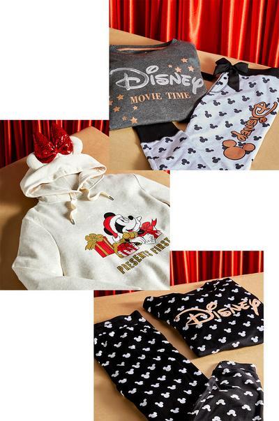Disney Mickey Minnie Mouse Christmas Throw Rare BNWT Gift 120 x 150cm Primark