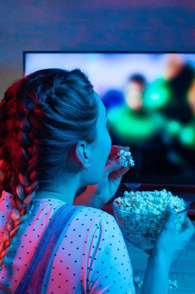movie night image