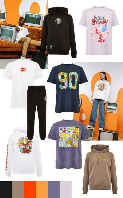 Nicks 90's Collage