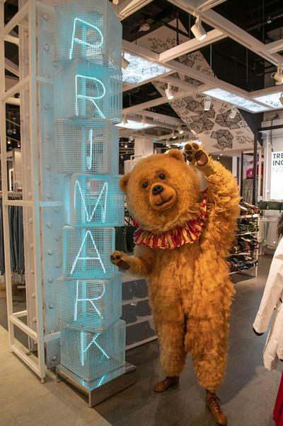 the nutcracker bear at primark