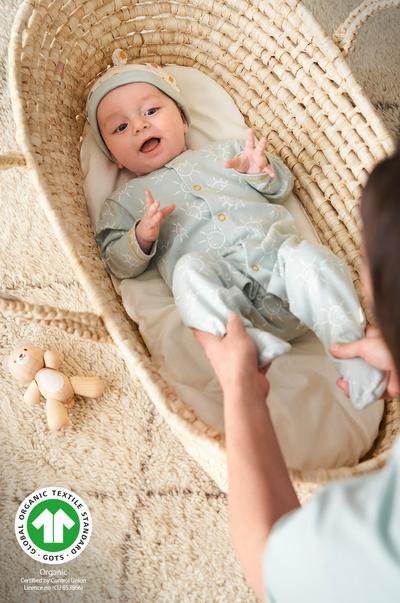 Babykleidung aus Bio-Baumwolle Bild 1