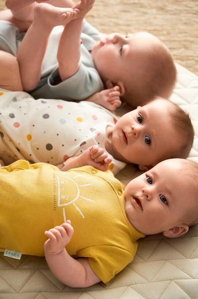 Babykleidung aus Bio-Baumwolle Bild 3