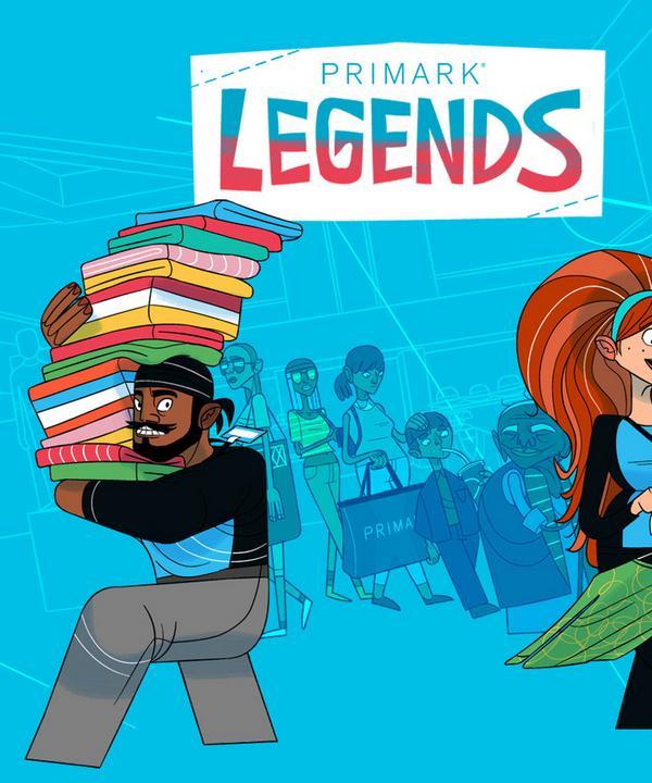 Primark Legends Banner-Bild