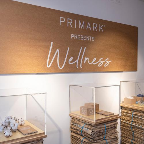 primark presents wellness pop up