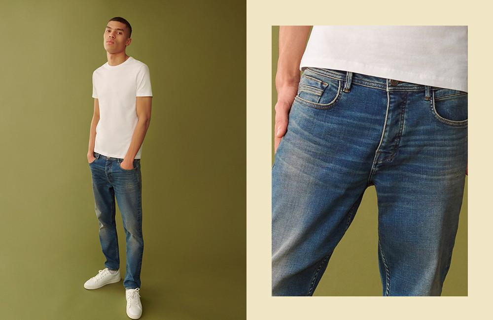 The Free Fit Jeans