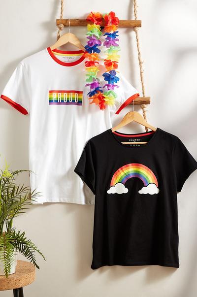 T-shirts Primark Proud