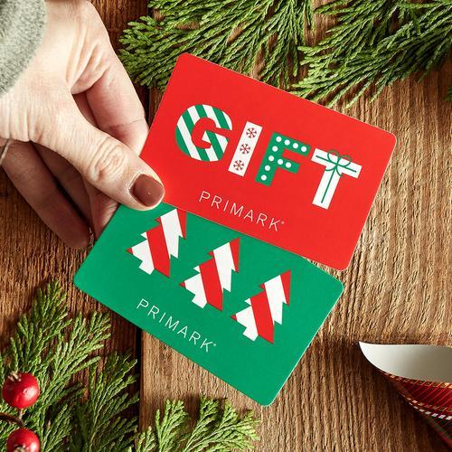 Primark gift cards