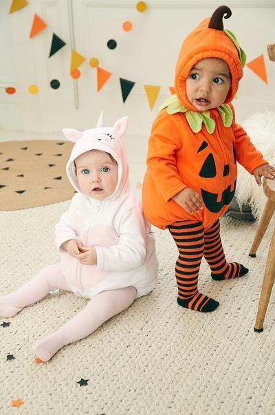 imagem 1 de halloween para bebé