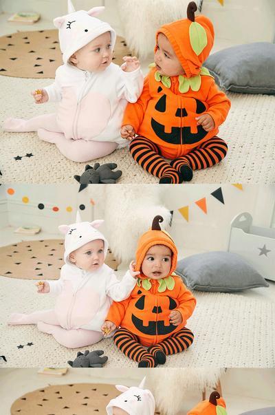 halloween para bebé