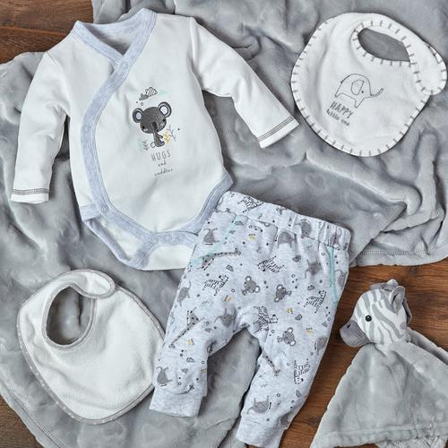 Safari Friends Newborn clothing