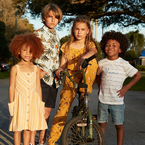 Kids' Spring image snippet