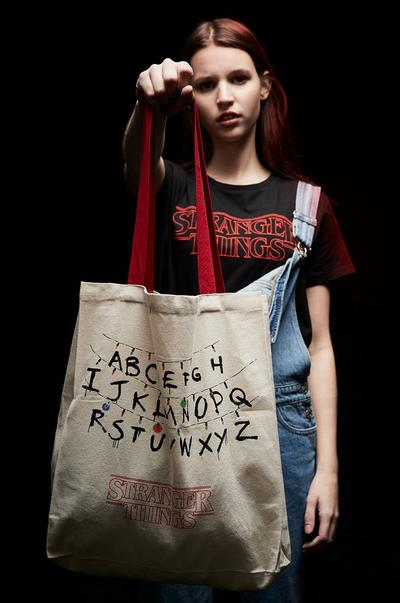 """""""Stranger Things"""" Tasche"""