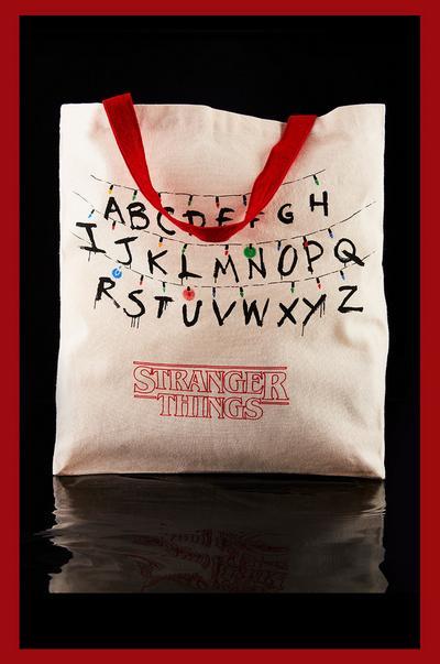 """""""Stranger Things"""" Tragetasche"""