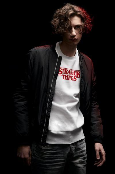 Stranger Things Menswear