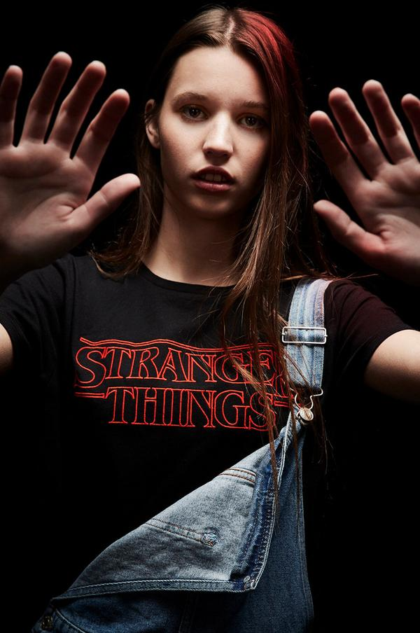 stranger things womenswear