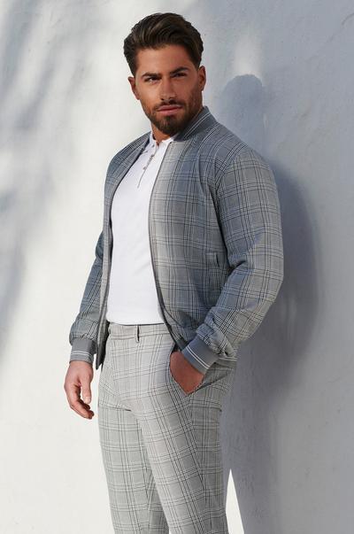 Kem bomber jacket and matching pants