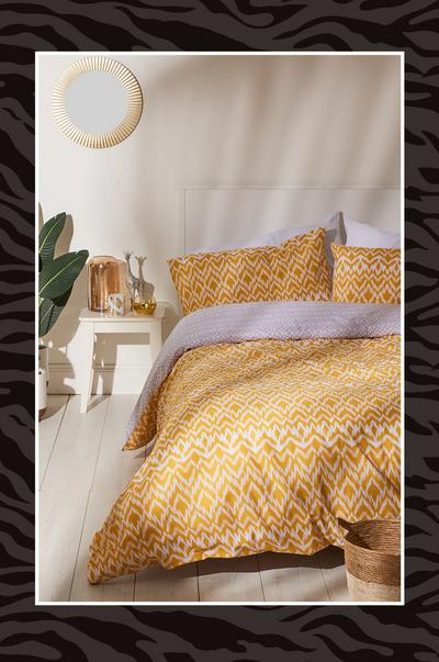 Tamed Tribe bedroom