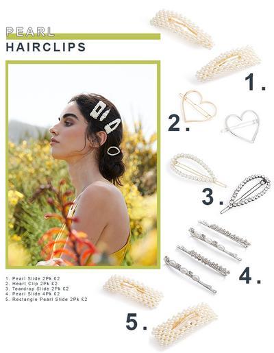 Hair Slides main images
