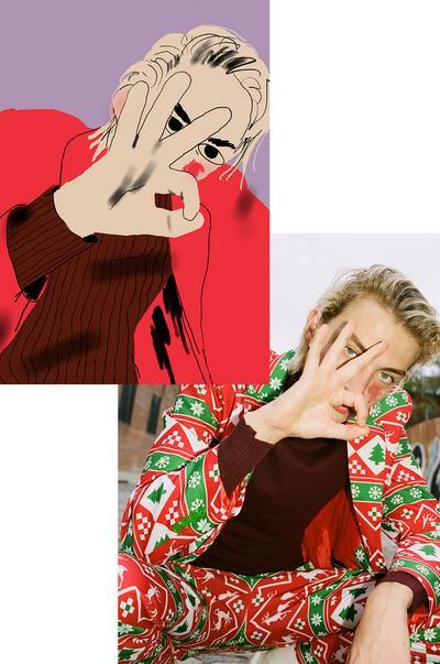 Helena illustration image 7