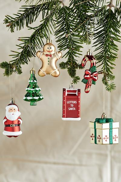 Single decorations image