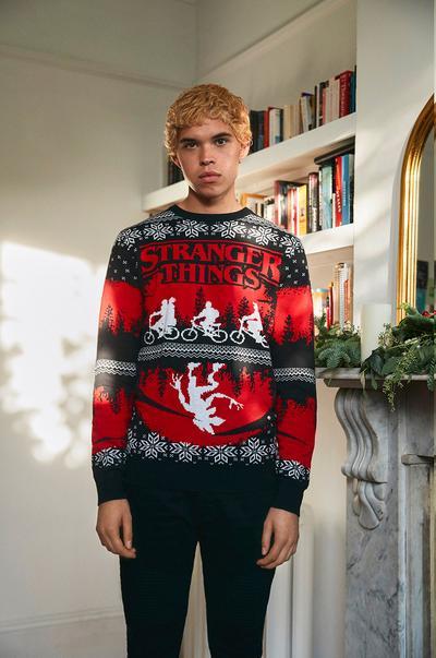 vánoční móda pro muže