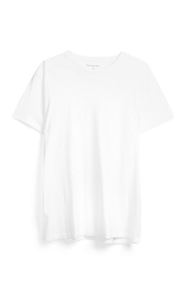 Camiseta corta blanca