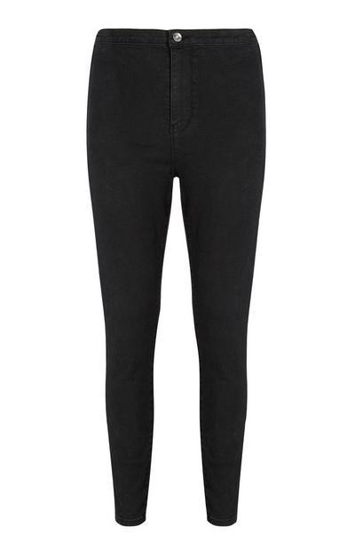 Black Super Stretch Jeans