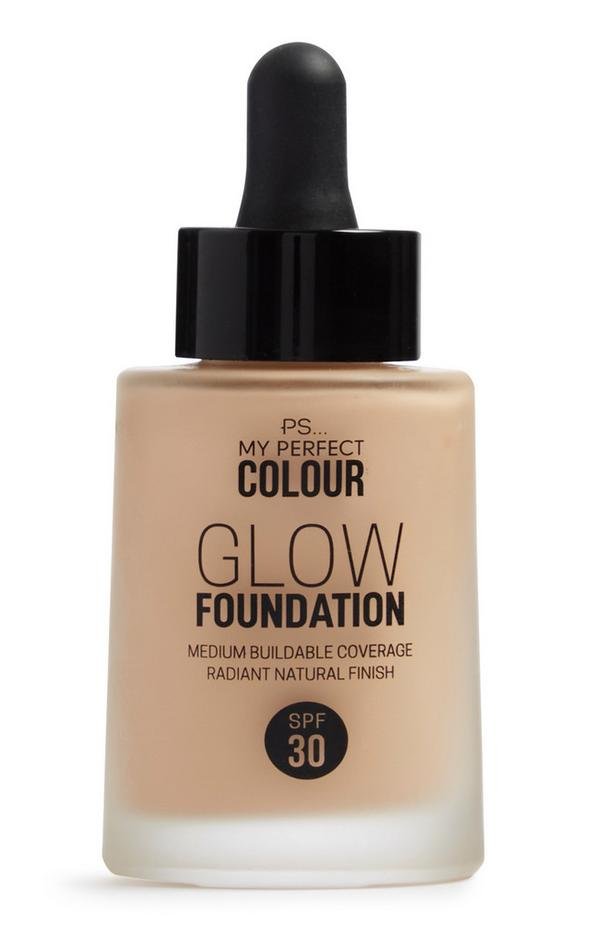 """Velvet Finish"" Foundation in Beige"