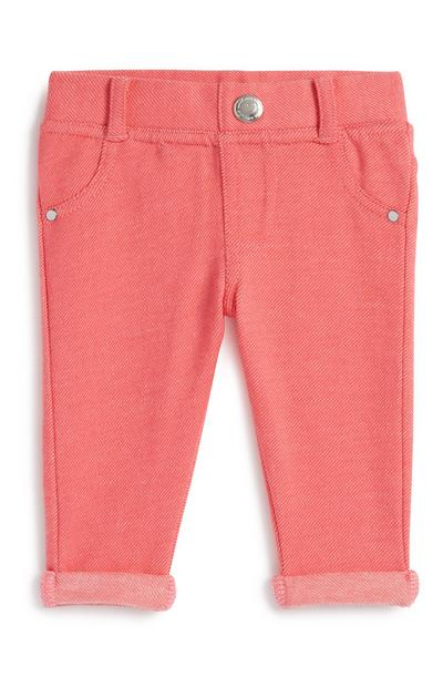 Baby Girl Pink Trouser