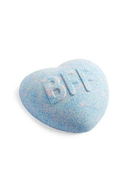 Bomba de baño BFF en forma de corazón