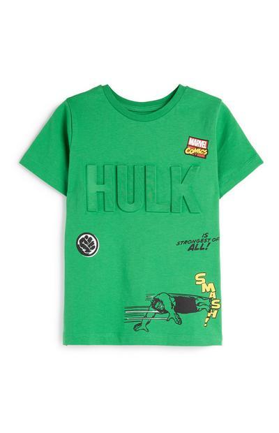 Younger Boy Hulk T-Shirt