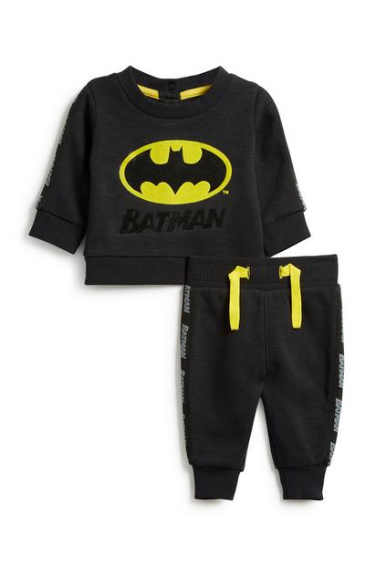 2-delige babyoutfit Batman