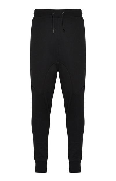 Jogging slim noir
