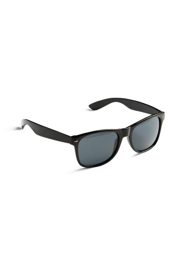 Črna sončna očala