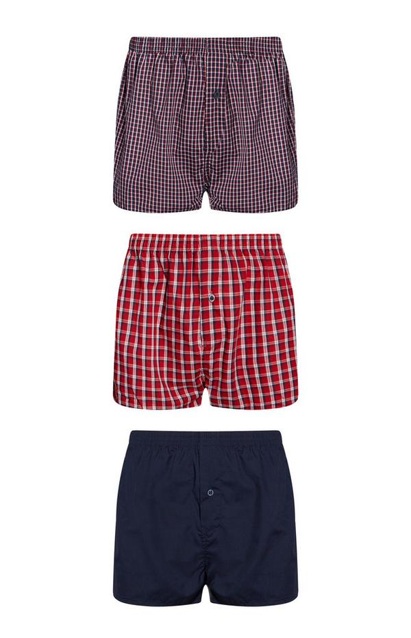 5-Pack Cotton Boxers