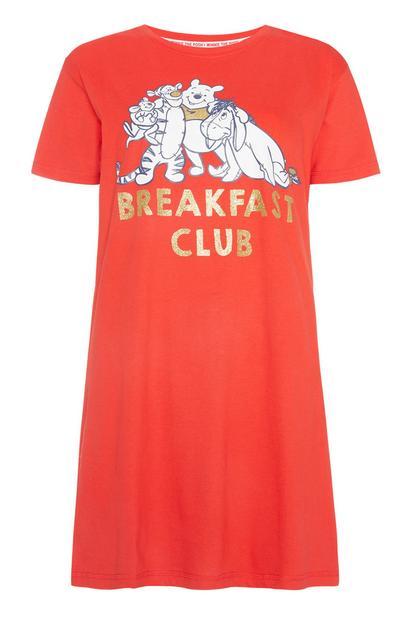 Chemise de nuit Winnie l'ourson