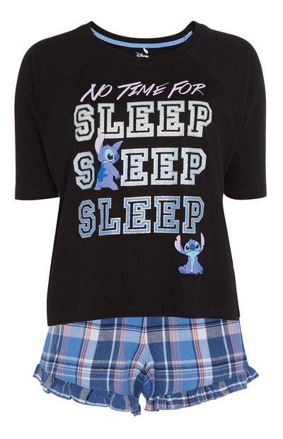 Stich Pyjama Set