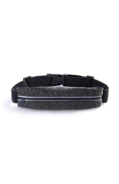 Gray Workout Waist Pack
