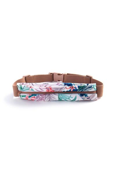 Floral Workout Waist Pack