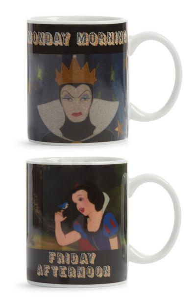 Disney Princess Mugs 2Pk