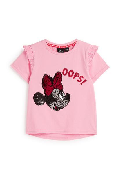 """""""Minnie Maus"""" T-Shirt (kleine Mädchen)"""