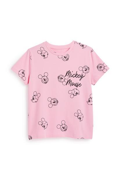 T-shirt Mickey Mouse, meisjes