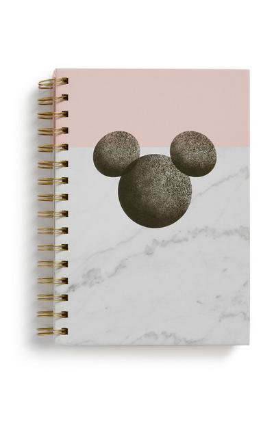 Cuaderno de Mickey Mouse