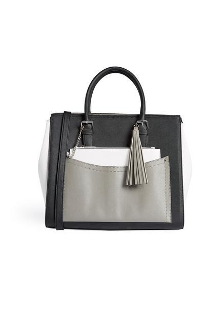 Black Tote Bag