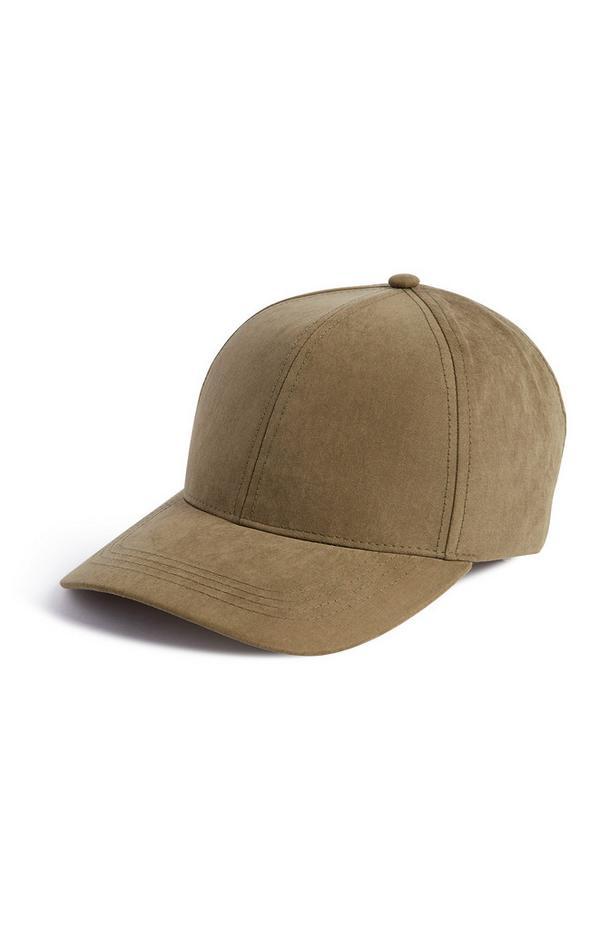 Gorra color caqui
