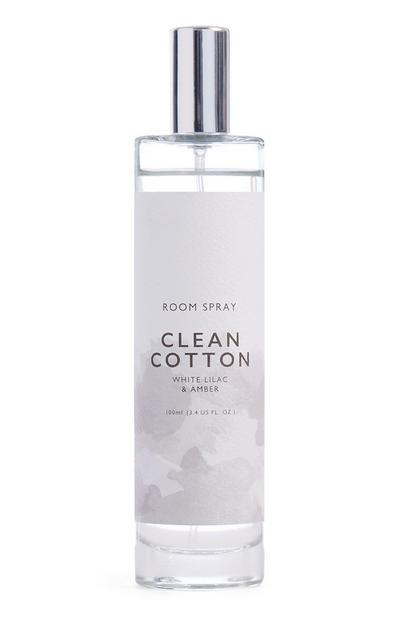 Spray per ambienti Clean Cotton