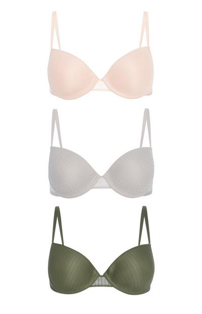Assorted Bra 3Pk